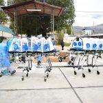 Hospital huaracino recibe de Antamina equipos contra COVID-19