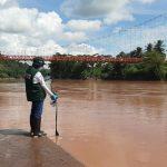 San Martín: Evalúan calidad de agua del río Huallaga
