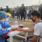 Se eleva a 84 495 de casos positivos por Covid-19 en el Perú
