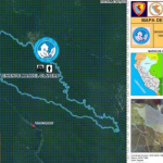 Loreto: Ayudan a afectados por erosión fluvial en distrito Tte. Manuel Clavero