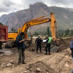 Cusco: Incautan maquinaria pesada empleada por mineros ilegales