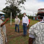 Madre de Dios: Vizcarra ratifica compromiso para atender pueblos indígenas