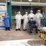 Tercer paciente con COVID-19 recibe alta médica del hospital de Moyobamba
