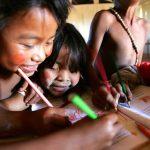 Demandan fortalecer educación bilingüe para estudiantes indígenas