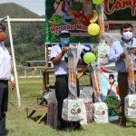 Agricultores de la Selva Central condecorados en el Día del Campesino