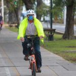 Promueven uso de la bicicleta a favor de un ambiente más saludable