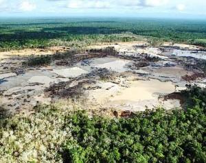 Brack aseguró que el 90% de Madre de Dios estará libre de las actividades mineras que han deforestado gran cantidad de hectáreas de bosques