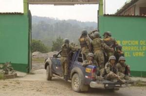 FPH continúa dando severos golpes a remanentes senderistas del Alto Huallaga